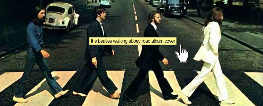 Beatles Abbey Road Alt Text