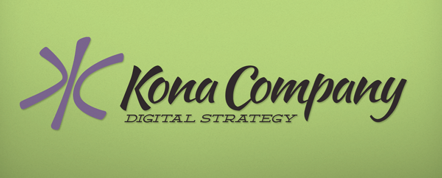 "Kona Company Certified ""Women's Business Enterprise"""