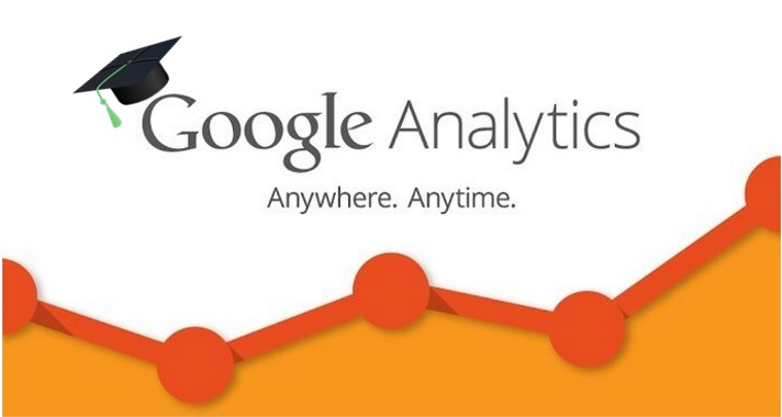 Google Analytics Logo With Cap