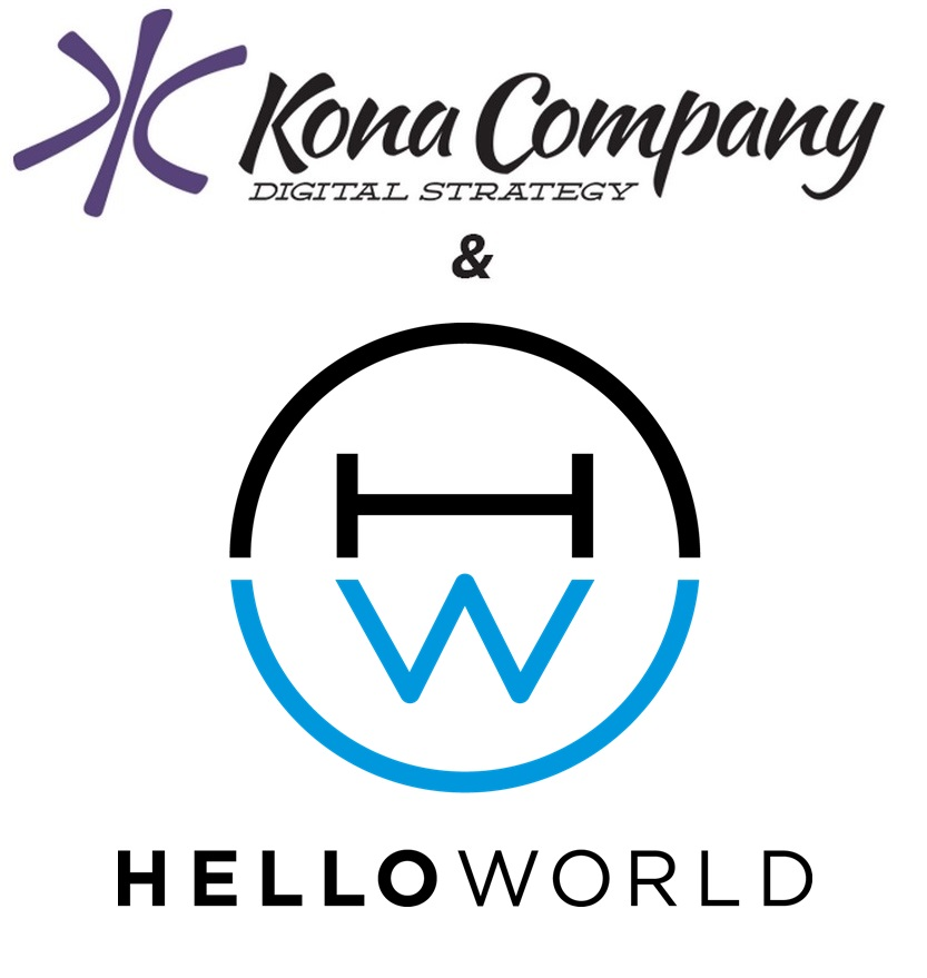 Kona Co. And HelloWorld