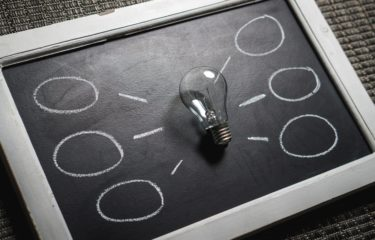 Light Bulb For Ideas